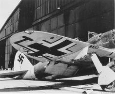 Captured P-47D-2