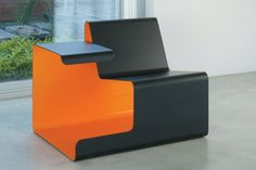 The Aspetto seating system from Lorenz*Kaz.