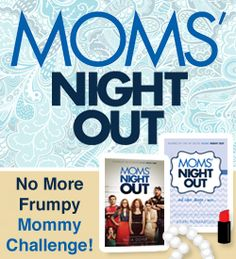 Moms' Night Out by Tricia Goyer
