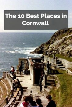England - Cornwall - Fantastic places to visit when you're traveling in Cornwall, England. Camping Places, Places To Travel, Camping Gear, Best Places In Cornwall, Sightseeing London, Holidays In Cornwall, Devon And Cornwall, Reisen In Europa, Destinations