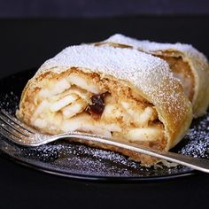 Original Viennese Apple Strudel (Apfelstrudel) recipe on Food52