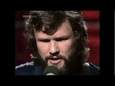 """Beautiful live performance on British Television in 1972 of Kris Kristofferson singing """"Loving Her Was Easier"""" Check out corporalhenshaw for many more clips and documentaries of classic rock, folk, gospel, jazz and blues. Look for Kris in the """"singer songwriters of the 70s"""" playlist."""