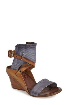 A.S.98+A.S.+98+'Kellan'+Ankle+Cuff+Sandal+(Women)+available+at+#Nordstrom