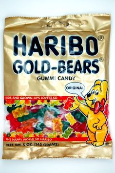 I had braces as an adult for nearly three years so I had to lay off everything sticky or chewy. These gummi bears are my FAVORITE and since getting my braces off I have consumed more of these than I care to admit!
