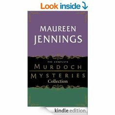 Amazon.com: The Complete Murdoch Mysteries Collection: Except the Dying; Under the Dragon's Tail; Poor Tom is Cold; Let Loose the Dogs; Nigh... - this was an interesting series. I don't think I'd read anything else by this author, but these were ok.