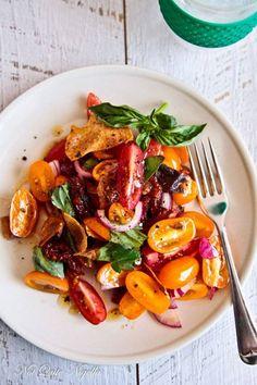 Fruits et légumes de saison avril : tomates