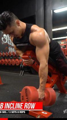 Back Workout | ARK Fitness | Part 42