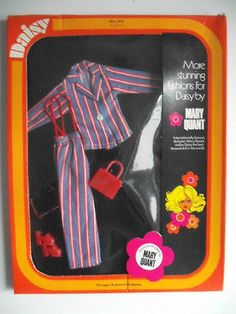 MARY-QUANT-DAISY-DOLL-WHIZ-KID-CL30-5-HTF-ORIGINAL-BOXED-ITEM-EX-COND