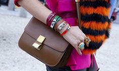 A wrist stacked with Hermes bracelets is oh-so stylish.
