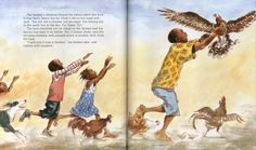 Fly, Eagle, Fly: An African Tale - Illustrated by Niki Daly