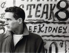 Paul Newman in his younger years