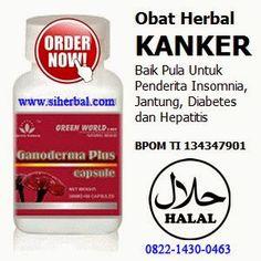 Ganoderma Plus Capsule, obat herbal untuk berbagai penyakit kronis terutama kanker, yang alami, aman dan tanpa efek samping ! G