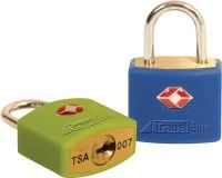 Travel Blue TSA identi lock www.tripp.co.uk #luggage
