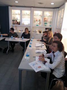 Formación al equipo de Lleida / Training to our team from Lleida