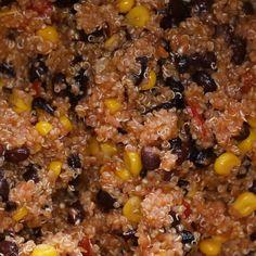 One-Pot Mexican Quinoa Recipe by Tasty
