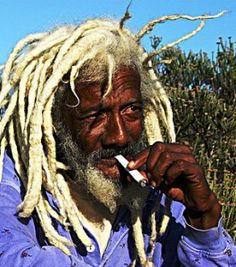 learn about the spirituality and historical blending. Oh, did I mention the music? Moustaches, Dreadlock Hairstyles, Cool Hairstyles, Rastafarian Culture, Rastafarian Beliefs, Jamaican People, Jamaican Men, Freeform Dreads, Dreadlock Rasta
