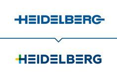Heidelberger Druckmaschinen Logo Redesign