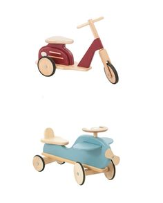 aprilandmayMINI: wooden cars by Moulin Roty