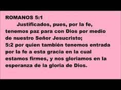 6 1 ROMANOS 5 1 2 CAMINO A DIOS... UNO SOLO HAY.....