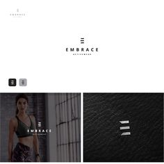 Embrace Activewear needs an empowering new logo by casign
