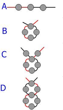 Beaded Cross Pattern by Lucy