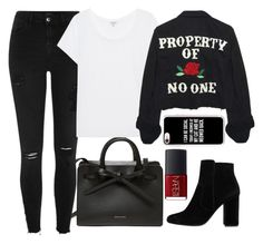 """""""Untitled#1534"""" by mihai-theodora ❤ liked on Polyvore featuring MANGO, River Island, Splendid, High Heels Suicide, NARS Cosmetics and Casetify"""