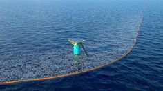 Boyan Slat's OCP above-...the first global estimate of all plastics in all oceans. As a result 5 Gyres strongly advocates upstream design and policy solutions to clean up the oceans. Our history with Dutch ingenuity goes back several years. Pg 3