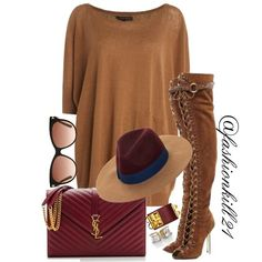 DETAILS: Shirt Dress #Houseoffraser Boots #Emiliopucci Hat #Bcbg Bracelet #Hermes Purse #Saintlaurent Frames #Tomford #Styledbyfashionkill21