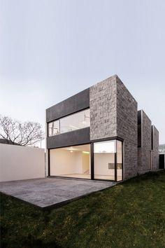 Modern House Design : Aguazul 162 / Laboratorio de Arquitectura [mk]