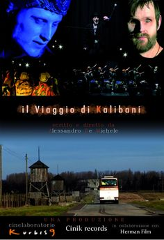 "Alessandro De Michele is creating docufilm: ""The Journey of the Kalibani"". Look for a film distributor: Promote the film and the theater project of ""kalibani"""
