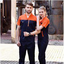 Tienda Online 10 Set Camisa Y Pantalon Los Hombres Conjuntos De Ropa De Servicio De Ingenieria De Gran Tamano Conju Estilo Masculino Feminino Camisa Feminina