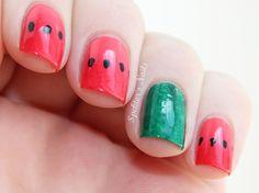 25 Super Fun Summer Manicures | Babble