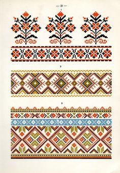 https://flic.kr/p/fQaDvg | Белорусский народный орнамент - 1953_111 | Belarusian ethnic embroidery