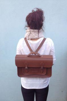 Cambridge Satchel Backpack- The Vegaquarium