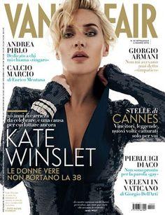 Kate Winslet by Rafael Stahelin for Vanity Fair Italia June 2012 V Magazine, Vanity Fair Magazine, Magazine Covers, Magazine Spreads, Magazine Design, Kate Winslet, Cosmopolitan, Vanity Fair Italia, Covergirl