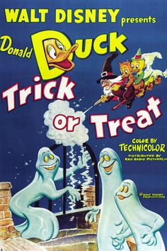 Trick or Treat (1952) ~ Bizarre Los Angeles