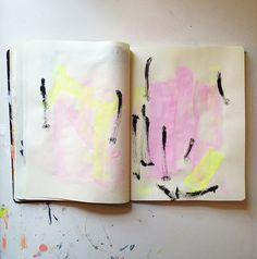 art journal by ashleyg