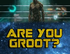 Are You Groot