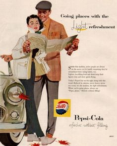 Just for fun: #pepsi #vintage #vintagephotographs
