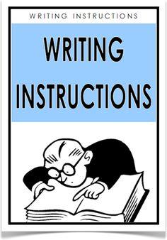 Instructions - Read