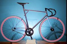 Icarus Frames Track/ Fixed Gear Bike