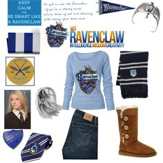 rAVeNcLaW, created by fearlessbeliever on Polyvore