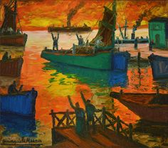 barcos France Travel, Italy Travel, Museum Of Modern Art, Art Museum, South American Art, Naive Art, Small Art, British Museum, Metropolitan Museum