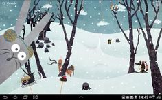 Jolly Snowy Winter Wonderland - screenshot thumbnail