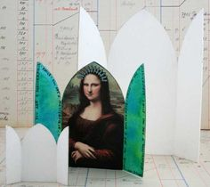 blank shrines.. I've been thinking about something like this for Da Vinci next year.