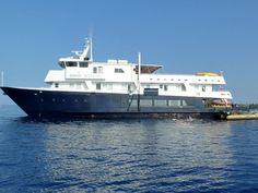 Small ship line Adventures- Safari Explorer operates in Alaska, Hawai'i and Mexico's Sea of Cortez.