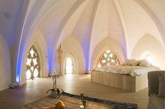 Elysium suite at Het Verloren Gedicht bb, Kortrijk-Bellegem, Belgium