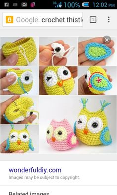 Quickie owls!