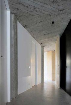 So much gorgeous concrete - House BM by Architecten De Vylder Vinck Taillieu