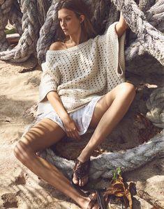 Жозефина Скривер на обложке The Edit (Интернет-журнал ETODAY) Josephine  Skriver, Boho 0c673d5d69a